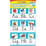 Color Harmony Photo Alphabet Bulletin Board Set
