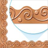 I ♥ Metal Copper Scrolls Terrific Trimmers®
