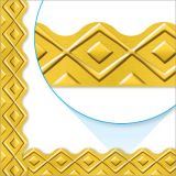 I ♥ Metal Golden Lines Terrific Trimmers®