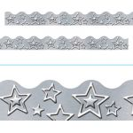 I ♥ Metal Silver Stars Terrific Trimmers®