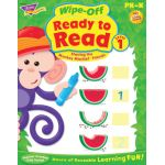Wipe-Off® Book, Ready to Read, Level 1 (Monkey Mischief®)