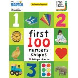 Numbers Colors Shapes™ Bingo Game