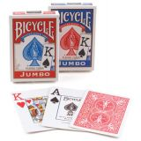 Bicycle® Jumbo Index Playing Cards