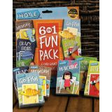 Hoyle® 6 in 1 Fun Pack Classic Children's Games