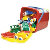 Cubbies Vehicles Bucket Set