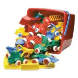 Maxi Vehicles Bucket Set