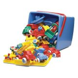 Maxi & Chubbies Vehicles Bucket Set