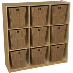 Big Cubby Storage, 9 shelf