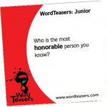WordTeasers® Conversation Starters, Merriam-Webster® Junior