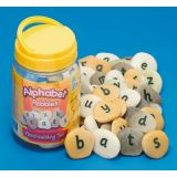 Alphabet Pebbles, Word-Building Set