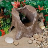 Large Play Tree Stump