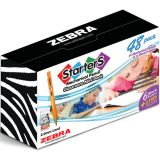Cadoozles® Starters Mechanical Pencils, 2.0 mm, #2 w/ Erasers, 36-Piece Classroom Pack