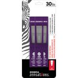 Zensations™ #2 Lead Refills, Pack of 3