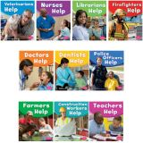 Our Community Helpers, Set of all 10 titles