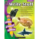 The Write Stuff, Grade 3