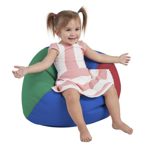 Miraculous Softzone Classic Bean Bag Toddler 22 Primary Colors Pabps2019 Chair Design Images Pabps2019Com