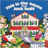 Classic Books with Holes plus CD, The House that Jack Built