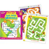 Wipe-Off® Book, Fun with Mazes