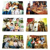 Multicultural Family Puzzle Set