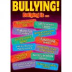Bullying in a Cyber World Poster Set, Grades 5-8