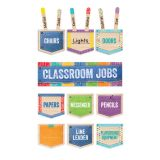 Upcycle Style Jobs Mini Bulletin Board Set