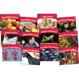Math Content-Area Leveled Readers, English, 12 titles