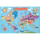 Kid's Map, World