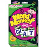 Word Monkeys™ Word Building Card Game