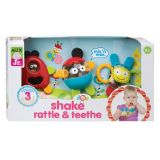 Shake, Rattle & Teethe™