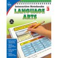 Interactive Notebooks: Language Arts, Grade 3