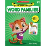 Little Learner Packets, Word Families
