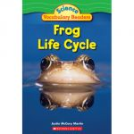 Life Cycles Science Vocabulary Readers