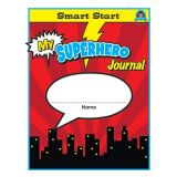 Superhero Smart Start Handwriting Series, Journal, Grades 1-2