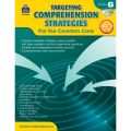 Targeting Comprehension Strategies for the Common Core, Grade 6
