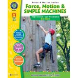 Force, Motion & Simple Machines Big Book