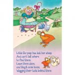 Nursery Rhymes Bulletin Board Set