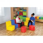 Kalocolor™ Modular Seating, Chair, Sunflower Yellow
