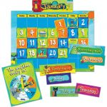 Pete the Cat® Calendar Kit