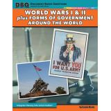 DBQ Lessons & Activities: World Wars I and II plus Forms of Government Around the World
