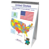 Early Childhood Social Studies Readiness Flip Chart, Geography