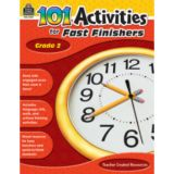 101 Activities for Fast Finishers, Grade 2