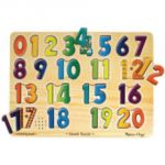 Sound Puzzles, Numbers