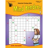 Mind Benders®, Level 6, Grades 7-12+
