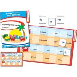 Language Arts File Folder Game, Grade 3