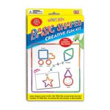 Wikki Stix® Basic Shapes Cards