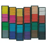 Sargent Art® Square Chalk Pastels, 144-Count Best-Buy Assortment