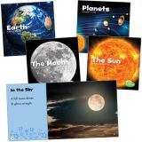 Space Book Set, Set of 4 books