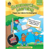 Summertime Learning, Grade PreK