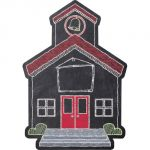 Schoolhouse Charm Bulletin Board Set