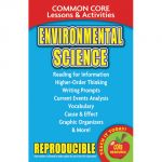 Common Core Lessons & Activities, Earth Science